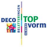 Deco Top Vorm Beletteringen Almere logo