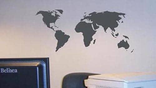 mooi op de muur interieurstickers